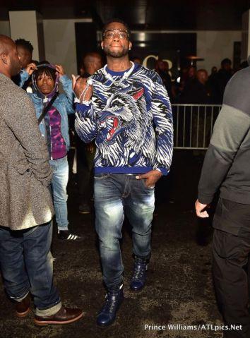 Gucci Mane El Gato Release Party 4