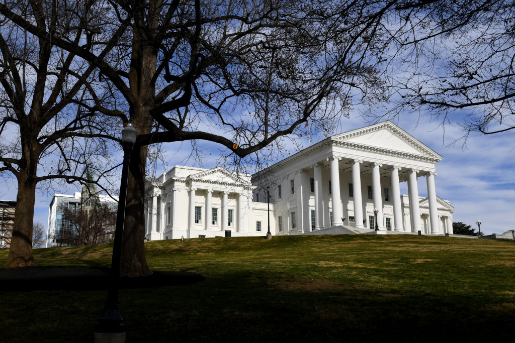 Top three Virginia Democrats embroiled in scandal