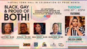 Black Pride Month