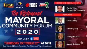 Richmond Mayoral Forum