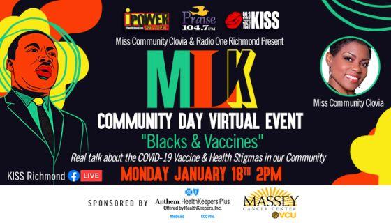 MLK Community Day Virtual Event