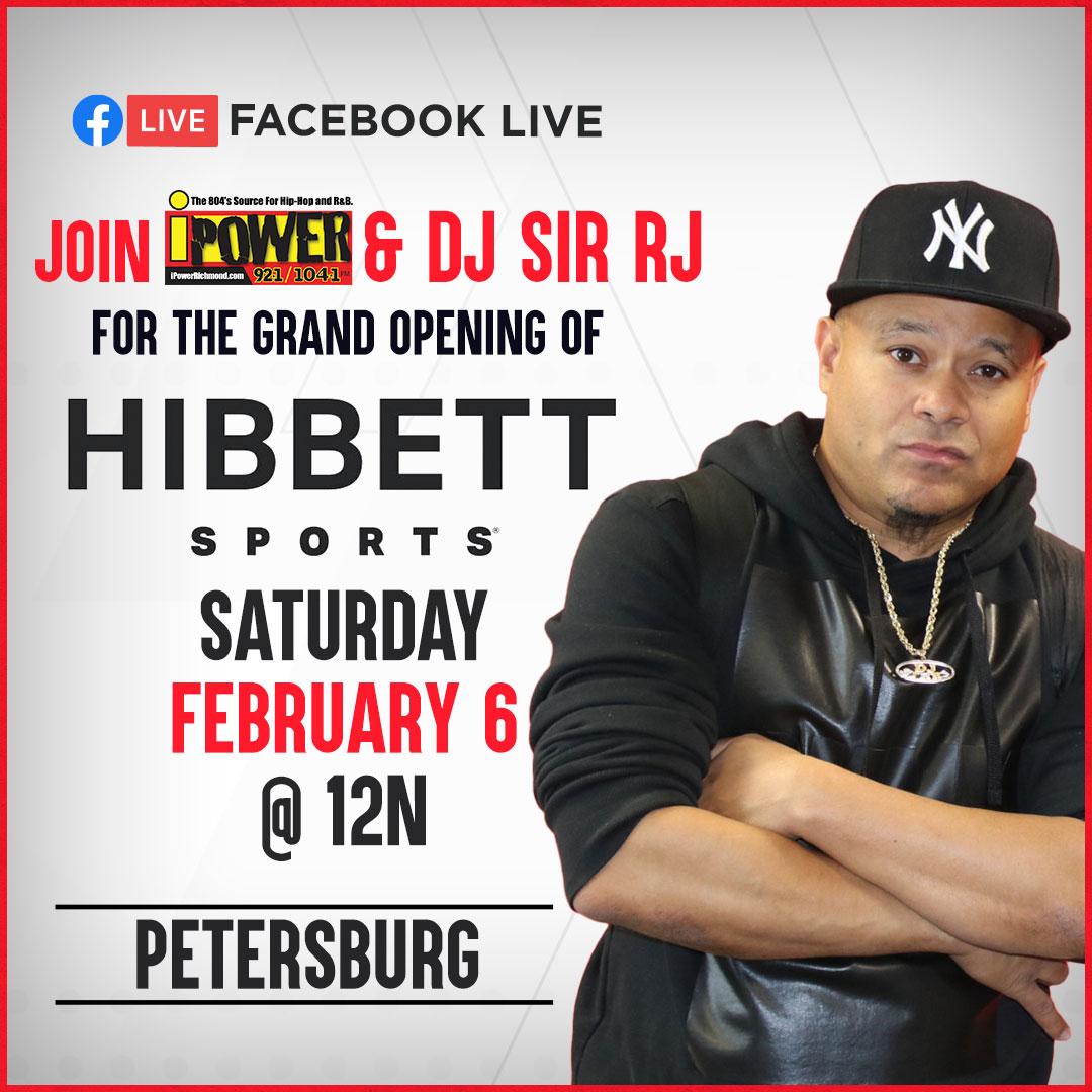 Hibbett Sports Petersburg