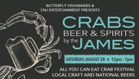 Crabs Beer & Spirits By The James